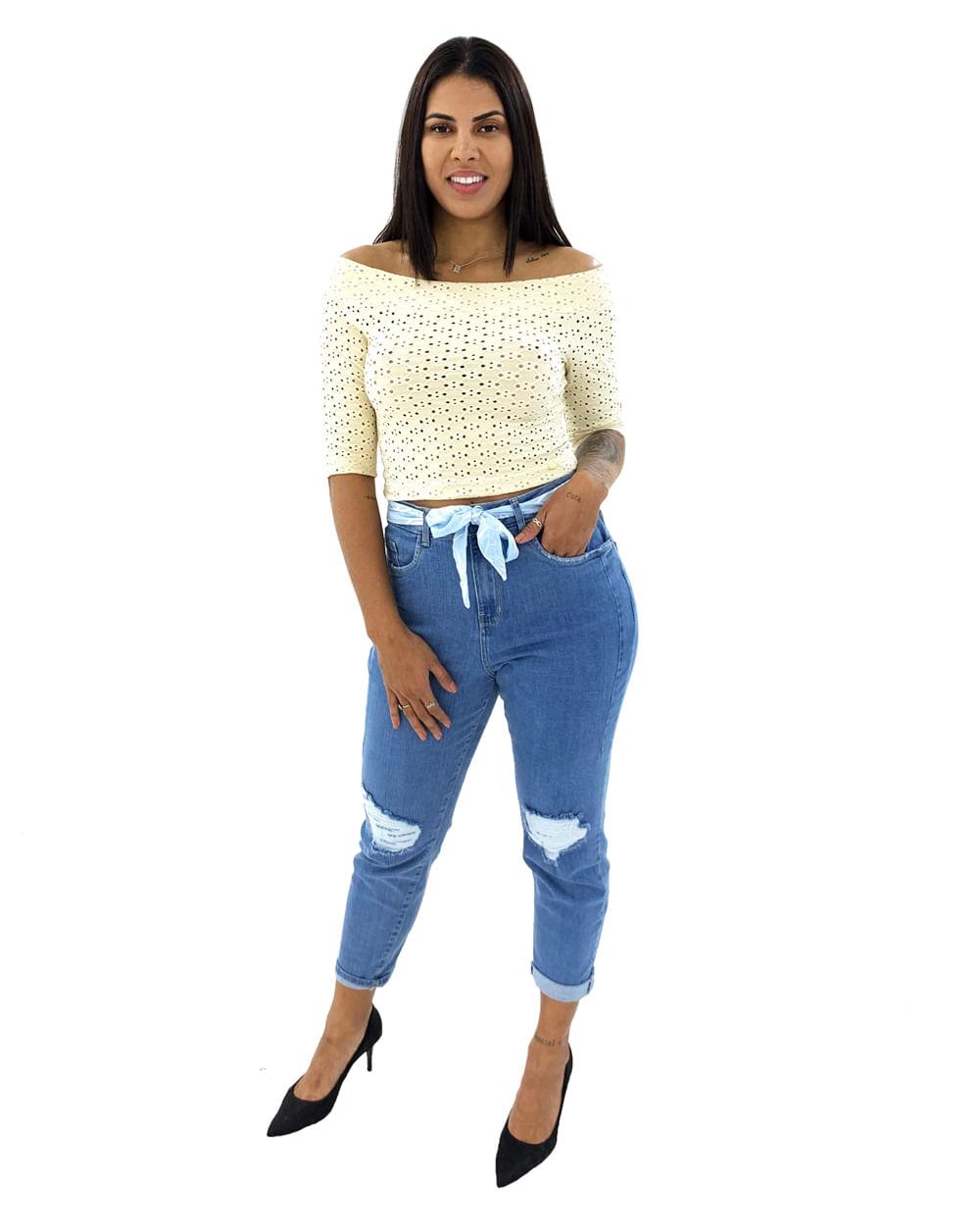Calca-Jeans-Feminina-Lunender