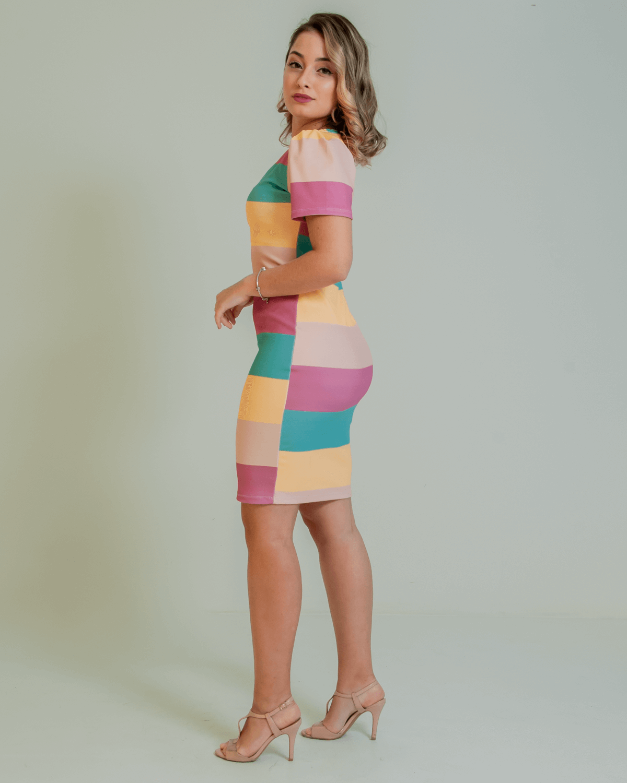 Vestido-Colorido-Listrado-Jane