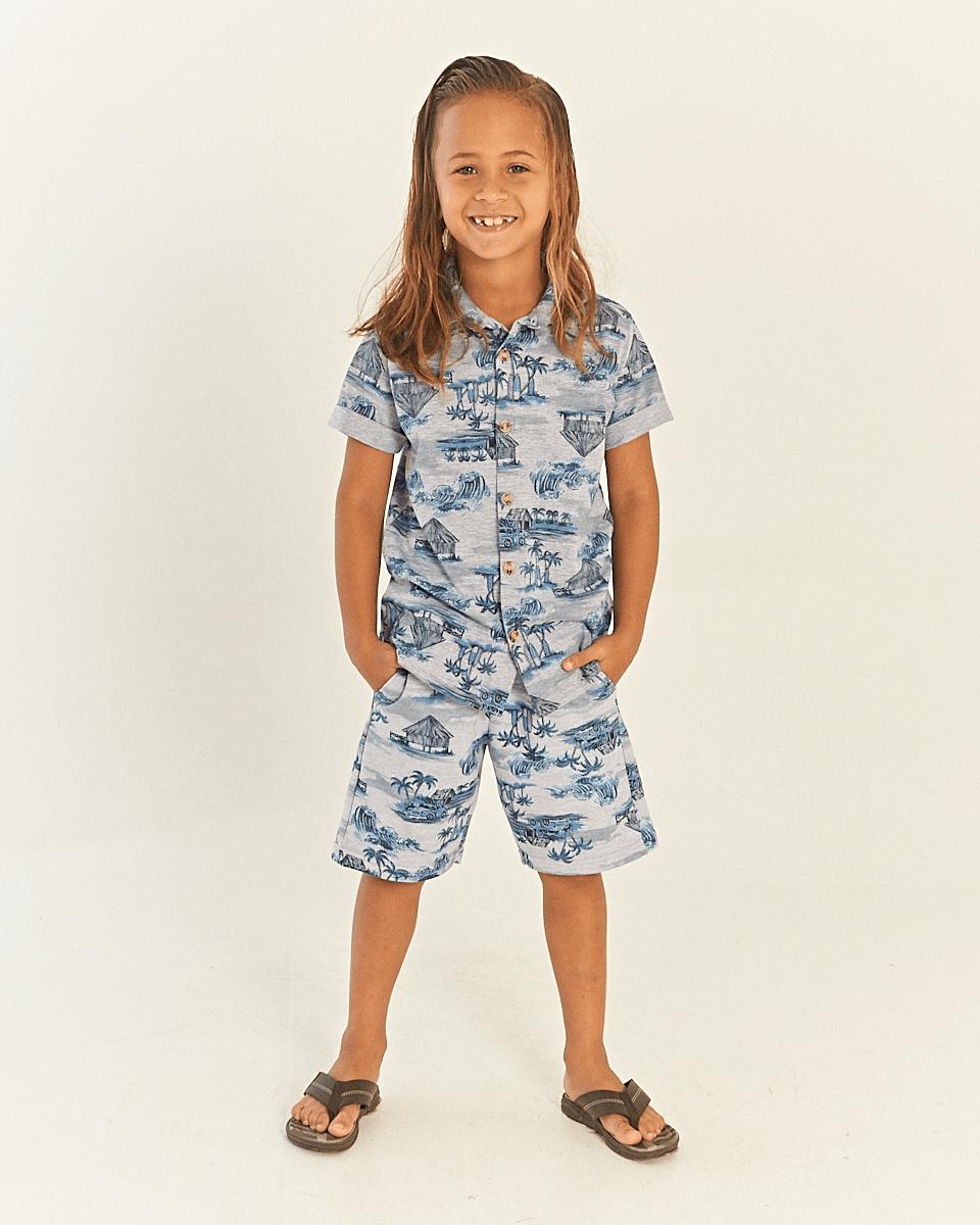 Bermuda-Infantil-Masculino-Estampado-Dila---15302607-